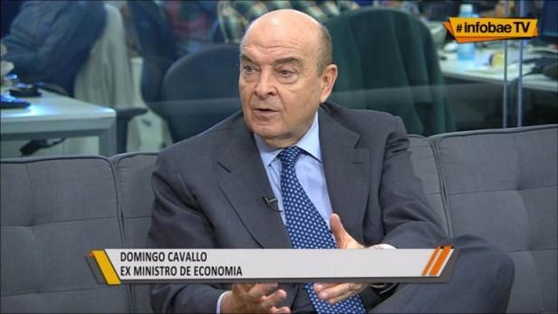 Domingo Cavallo: