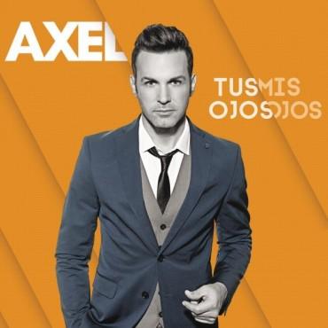 """Axel presentará su disco """"Tus ojos, mis ojos"""""""