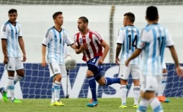 Argentina cayó frente a Paraguay en su segunda presentación en el Sudamericano Sub 20