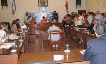 El Concejo Deliberante rechazó el pedido de destitución de Eduardo Ruiz