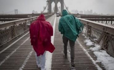 Emergencia en EEUU por la tormenta de nieve : hay 58 millones de afectados