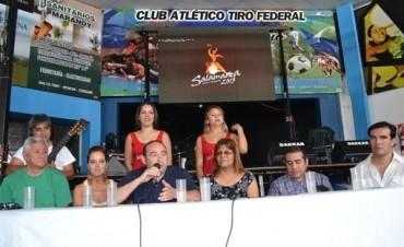 El Festival de La Salamanca fue presentada en Cosquín