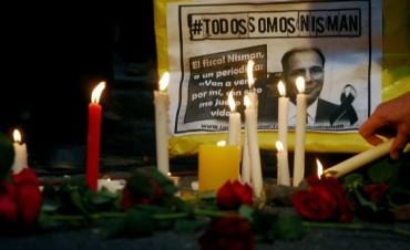 Último adiós a Nisman: en instantes comenzará el cortejo fúnebre a La Tablada
