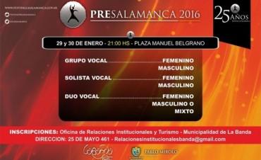 Representantes de todo el país estarán presentes en el Pre Salamanca
