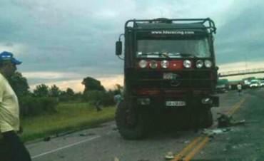 Otra muerte en el Dakar en un accidente con un camión de asistencia