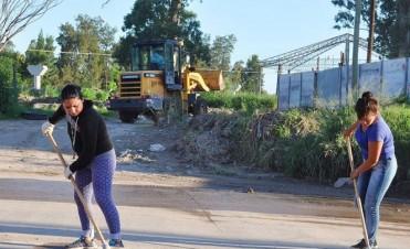 Se multará a los vecinos que acumulen escombros y basura
