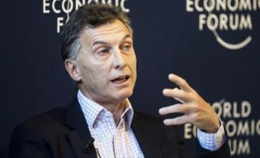 Macri se reunirá con Cameron, Biden, Netanyahu y Máxima en Davos