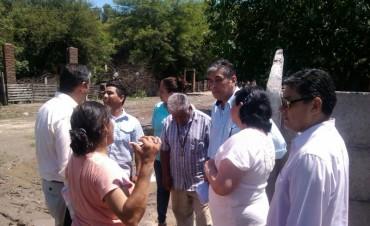 El Comité de Asistencia de la comuna continúa su tarea en los barrios
