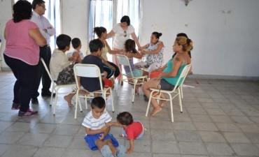 Los evacuados alojados en el CIC regresaron a sus hogares