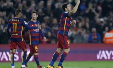 El Barcelona eliminó al Athletic de Bilbao de la Copa del Rey