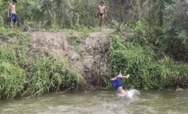 La Dirección de Salud brinda consejos para evitar accidentes en natatorios, canales y ríos