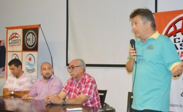 El intendente destacó la trascendencia del campus formativo de Fernando Duro