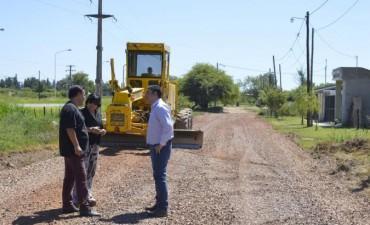 El Plan Municipal de Mejoramiento Integral beneficiará al barrio San Antonio
