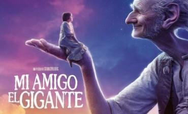 """""""El Buen Amigo Gigante"""", """"Kóblic"""" y """"Terror 5"""" renuevan la cartelera del Cine Teatro Municipal Renzi"""