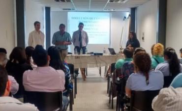 Bromatología capacita a vendedores de alimentos del Festival de La Salamanca