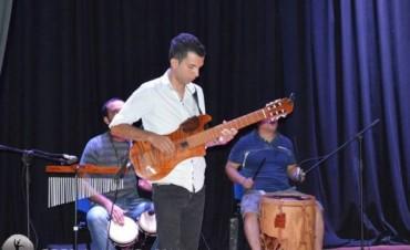 : El Pre Salamanca recibe a decenas de músicos que sueñan con un lugar en el escenario Jacinto Piedra