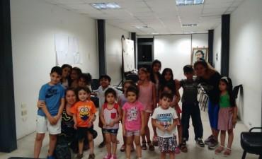 La Dirección de Cultura ofrece variados talleres en vacaciones