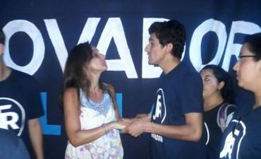 Gratificante experiencia de jóvenes santiagueños del Frente Renovador