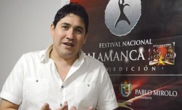 """Marcelo Toledo presentará en el """"Jacinto Piedra"""" una chacarera dedicada al Festival de la Salamanca"""