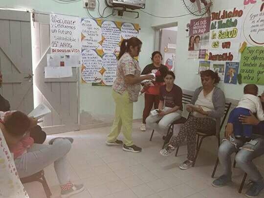 Enfermeras municipales realizan un curso de actualización en inmunización