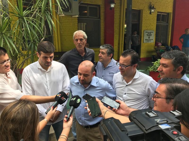 Funcionarios de la Nación visitaron La Banda para fortalecer el trabajo a favor de los derechos humanos
