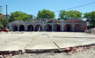 El municipio avanza en  la recuperación del Atelier Cultural con un edificio totalmente renovado
