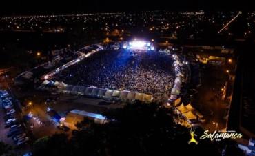 El Festival Nacional de La Salamanca fue declarado de interés municipal
