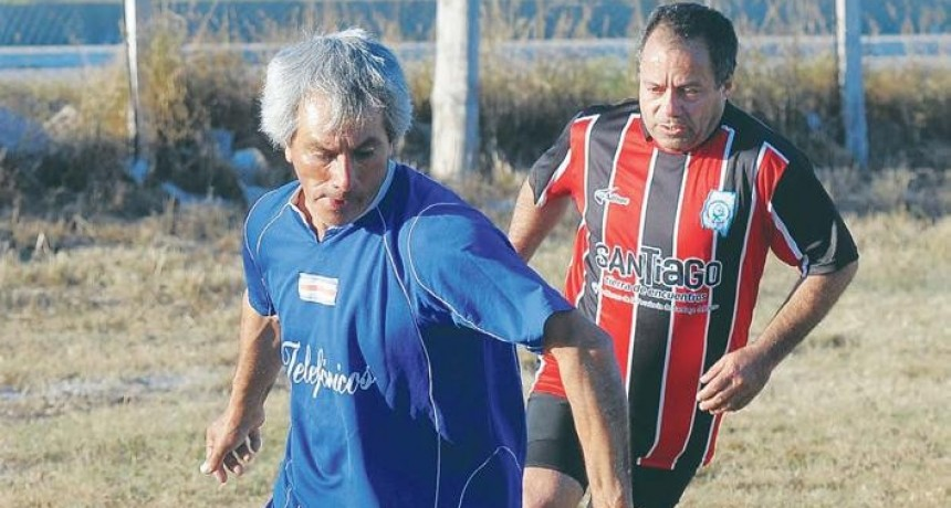 Este sábado comienza el torneo organizado por la Liga Bandeña de ex futbolistas