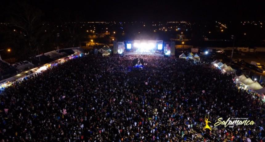 El martes 22 de enero se iniciará la venta de entradas para la Salamanca