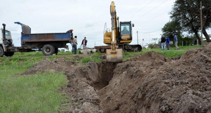 El comité de emergencia municipal apunta a la extensión y limpieza de desagües