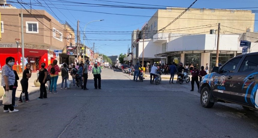La Comuna desplegara un operativo especial en el microcentro este 31 de Diciembre