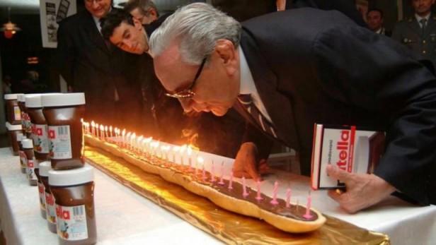 Murió Michele Ferrero, creador de Nutella y Kinder Sorpresa