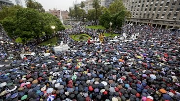 La Asociación de Magistrados respondió las críticas de Cristina Kirchner por el #18F