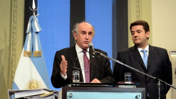 La Secretaría de Inteligencia había denunciado una maniobra similar a la revelada por Parrilli