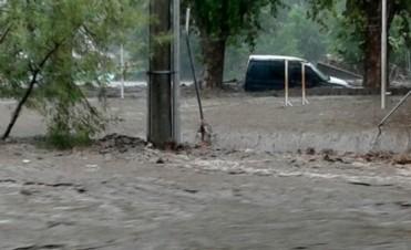 Seis muertos y cientos de evacuados por un fuerte temporal en Córdoba
