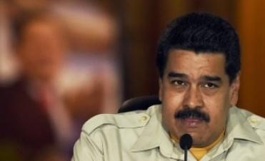 Maduro insultó a EEUU en cadena nacional: