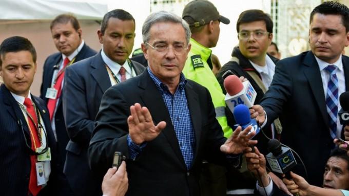 Álvaro Uribe: