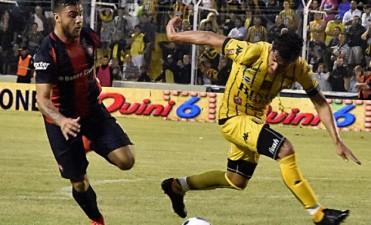 San Lorenzo le ganó a Olimpo en Bahía Blanca y sumó su tercera victoria consecutiva