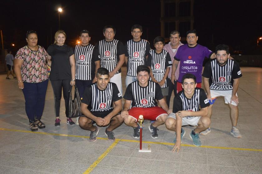 Archivos Municipal se consagró campeón del Torneo de Fútbol 7 del CIC San Carlos