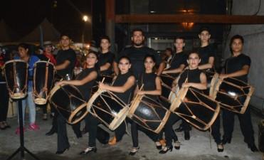 La Compañía Los Legüeros estuvieron presentes una vez más en el Festival Nacional de La Salamanca