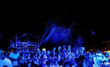 Los Tekis se adueñaron de La Salamanca con su carnaval