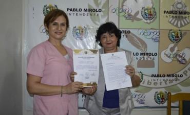 El Concejo Deliberante reconoció el trabajo realizado por la Dirección de Salud durante La Salamanca