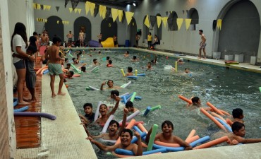 Más de 2.500 niños participaron de la Colonia de Vacaciones Municipal