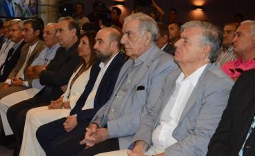 Mirolo destacó la decisión de la AFA de promover el deporte en la provincia