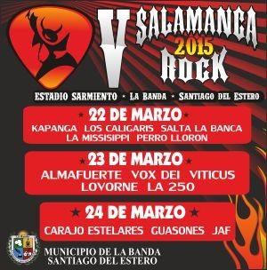 Salamanca Rock