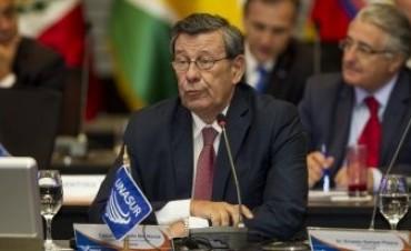 La Unasur pidió a los Estados Unidos que derogue las sanciones contra Venezuela