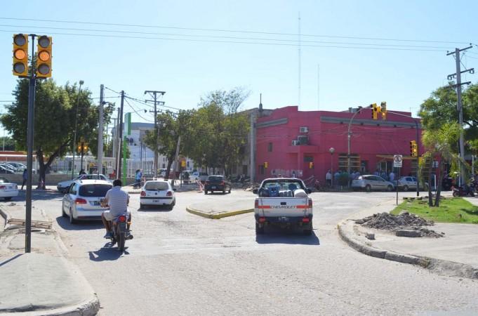 Habilitarán semáforo en Chacabuco y 25 de Mayo