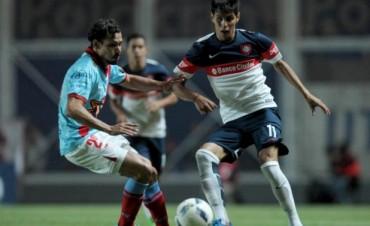 San Lorenzo cayó con Arsenal y desperdició la oportunidad de escalar a la cima del torneo