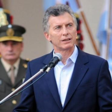 Mauricio Macri habló de los videos de la ruta del dinero K: