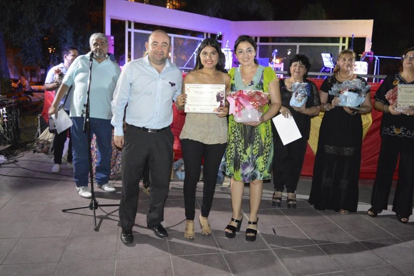 El municipio bandeño rindió homenaje a las mujeres en su día